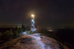 Fire-Tower-lit-up