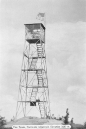 Hurricane Fire Tower