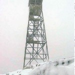 Tower in Winter
