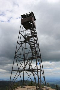 Tower Up Close